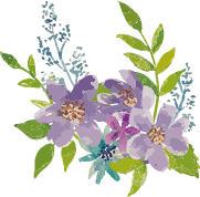 イラスト:花
